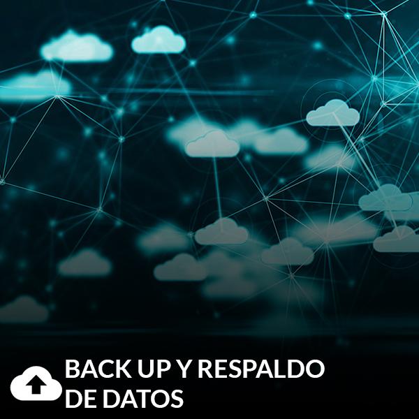 Back up y respaldo de datos