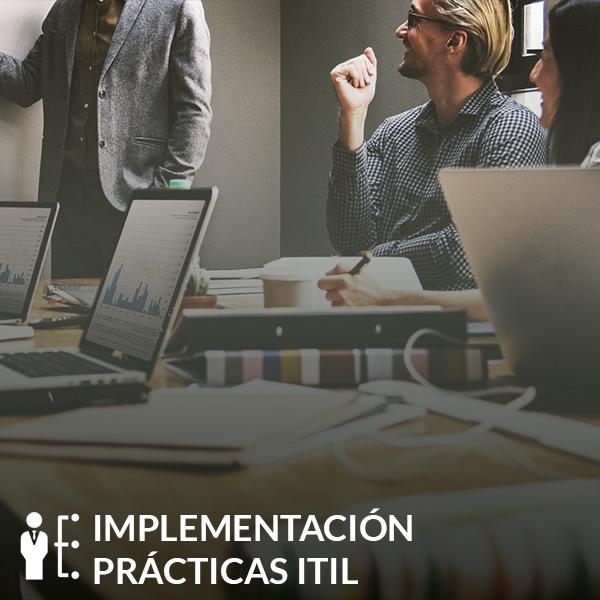 Implementación prácticas ITIL