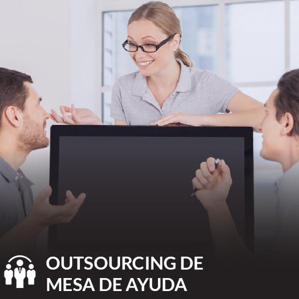 Outsourcing de mesa de ayuda